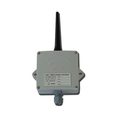 HC Technology Water Meter Transmitter